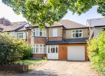 Thumbnail 5 bed semi-detached house to rent in Dorset Road, Wimbledon