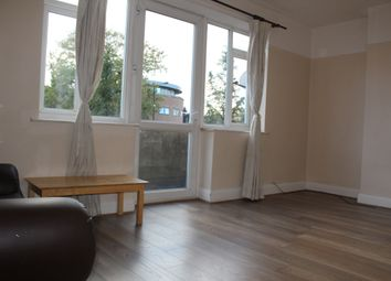 Thumbnail 3 bed flat to rent in Brownlow Road, New Southgate