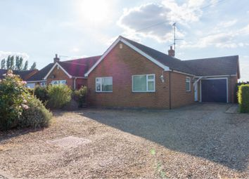 Thumbnail 3 bed detached bungalow for sale in Broadgate, Sutton St James, Spalding
