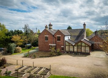 Thumbnail 4 bed detached house to rent in The Steadings, Moss Lane, Betton, Market Drayton