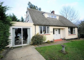Thumbnail 3 bed detached house for sale in Toppesfield Road, Great Yeldham, Halstead, Essex