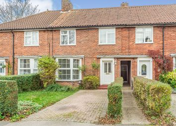 Thumbnail 3 bed terraced house for sale in Springfields, Welwyn Garden City