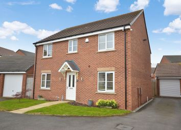 Thumbnail 4 bed detached house for sale in Hough Way, Shifnal, Shropshire.