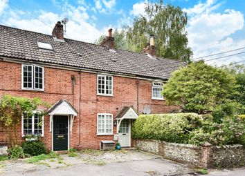 Thumbnail 2 bed terraced house for sale in The Porches, Meonstoke, Southampton, Hampshire