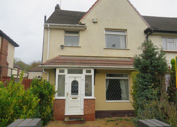 Thumbnail 3 bedroom semi-detached house for sale in Lilac Road, Dudley