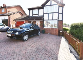 4 bed detached house for sale in Icknield Drive, West Hunsbury, Northampton NN4