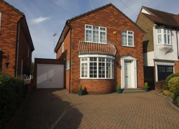Thumbnail 3 bed detached house for sale in Burnham Road, Leigh-On-Sea