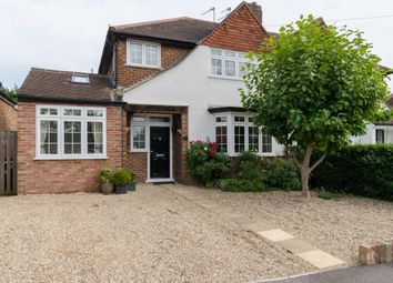 Thumbnail 4 bed semi-detached house for sale in Mayfair Avenue, Worcester Park