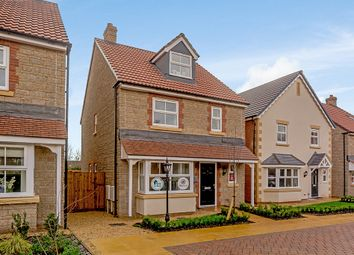 Thumbnail 4 bedroom detached house for sale in Broad Lane, Yate, Bristol