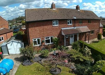 Thumbnail 3 bed semi-detached house for sale in Langley Dale, Stoke-On-Tern