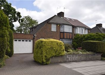 Thumbnail 4 bed semi-detached house for sale in Stag Lane, Kingsbury