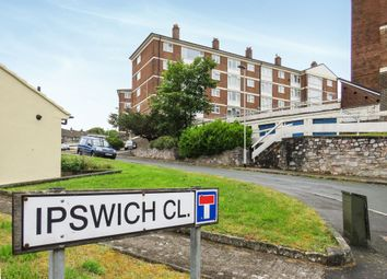 Thumbnail 1 bed flat for sale in Ipswich Close, Plymouth