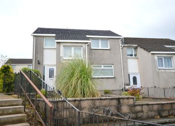 Thumbnail 3 bed end terrace house for sale in Braehead, Alexandria