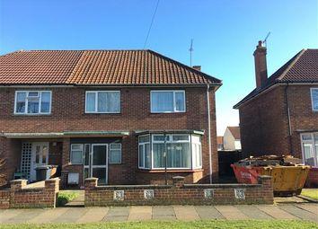 Thumbnail 3 bed semi-detached house for sale in Moffat Avenue, Ipswich