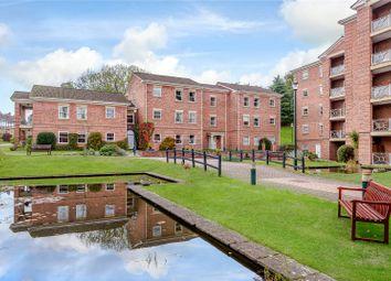 Thumbnail 2 bed flat for sale in Sandringham Court, Porthill, Shrewsbury, Shropshire