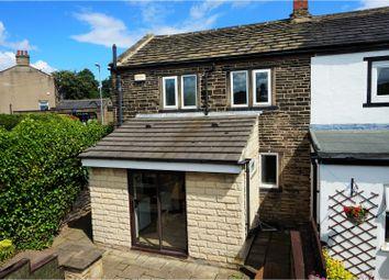 Thumbnail 3 bed cottage for sale in Shop Lane, Kirkheaton, Huddersfield