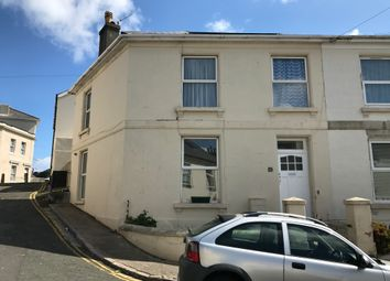 Thumbnail 2 bedroom terraced house to rent in St. Efrides Road, Torquay