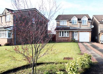 Thumbnail 4 bed detached house for sale in Myreton Drive, Bannockburn, Stirlingshire