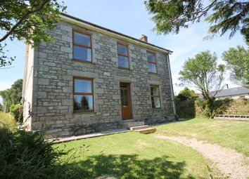 Thumbnail 4 bed farmhouse to rent in Calvadnack, Carnmenellis, Redruth