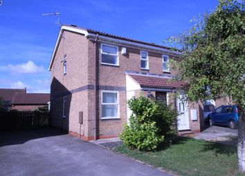 Thumbnail 2 bed semi-detached house for sale in Teal Garth, Bridlington