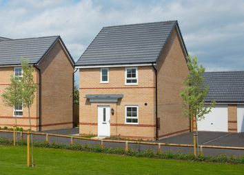 "Thumbnail 3 bed semi-detached house for sale in ""Folkestone"" at Cobblers Lane, Pontefract"