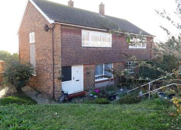 Thumbnail 4 bed semi-detached house for sale in Rokesley Road, Whitfield, Dover