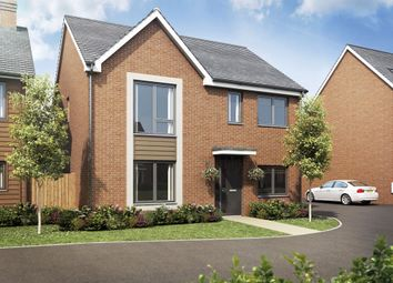 Thumbnail 4 bed detached house for sale in Plot 51 The Barlow, Bramshall Meadows, Uttoxeter