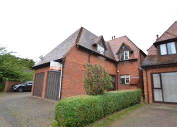 Thumbnail 3 bedroom semi-detached house for sale in Lenborough Court, Woolstone, Milton Keynes