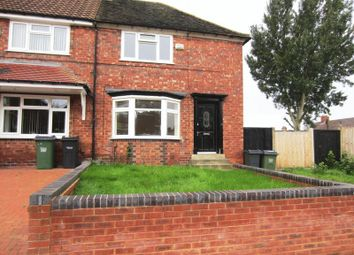Thumbnail 3 bedroom terraced house to rent in Dorsett Road, Wednesbury