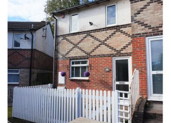 Thumbnail 2 bed terraced house for sale in Warwick Orchard Close, Plymouth