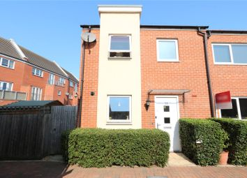 Eaton Hall Crescent, Broughton, Milton Keynes MK10. 3 bed semi-detached house for sale