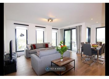 Thumbnail 3 bed flat to rent in Legacy Tower, London