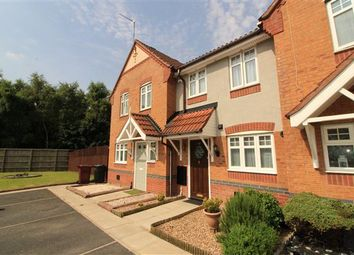 Thumbnail 2 bed town house for sale in Dickens Close, Kirkby, Liverpool