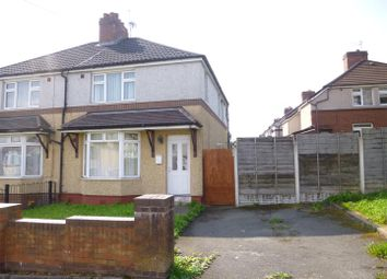 Thumbnail 3 bed semi-detached house to rent in Princess Street, Cannock