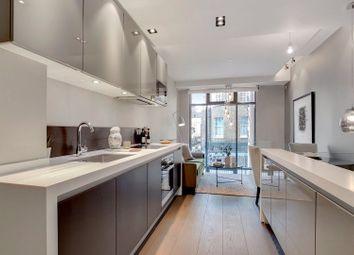 Thumbnail 1 bed flat for sale in 21 Young Street, London