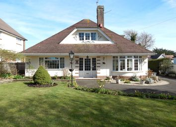 Thumbnail 4 bed detached bungalow for sale in Penarth Avenue, Drayton, Portsmouth