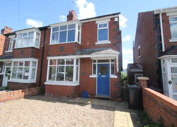 Thumbnail 3 bed semi-detached house to rent in Holly Terrace, Warmsworth, Doncaster