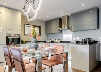 Thumbnail 2 bed flat for sale in 3 & 4 Station Square, Cambridge