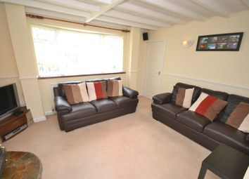 Thumbnail 3 bed semi-detached bungalow to rent in Hawton Crescent, Wollaton, Nottingham