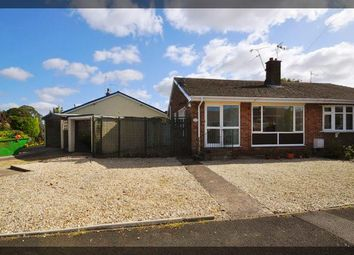 Thumbnail 2 bed semi-detached bungalow to rent in Mill Rise, Skidby, Cottingham, East Yorkshire