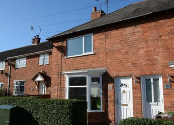Thumbnail 2 bed town house to rent in Lansdowne Grove, South Wigston, Leicester