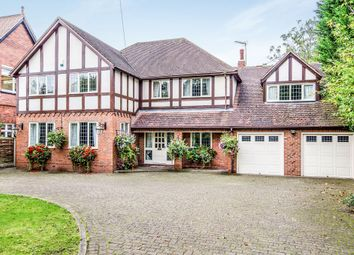 Thumbnail 6 bed detached house for sale in Bawtry Road, Bessacarr, Doncaster