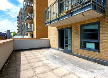 Thumbnail 2 bed flat for sale in Zenith House, 596 Commercial Road