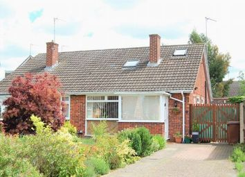 Thumbnail 2 bedroom semi-detached bungalow for sale in Dulverton Road, Abington Vale, Northampton