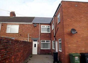Thumbnail 2 bed flat to rent in Woodhorn Road, Ashington