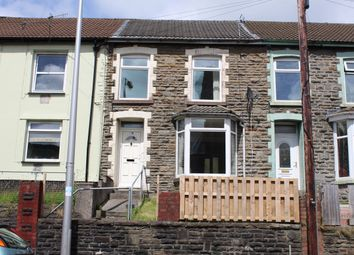 Thumbnail 3 bed terraced house to rent in Clydach Road, Tonypandy