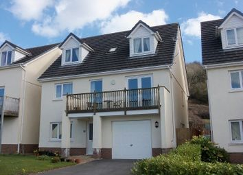 Thumbnail 4 bedroom detached house for sale in Parc Y Ffynnon, Ferryside, Carmarthenshire.