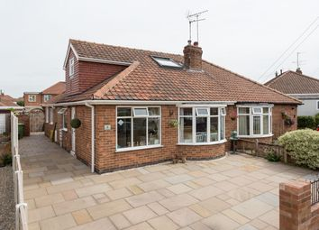 Thumbnail 3 bed bungalow for sale in Shallowdale Grove, Osbaldwick, York