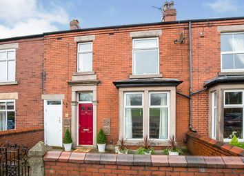 Thumbnail 3 bed terraced house for sale in Chorley Old Road, Whittle-Le-Woods, Chorley, Lancashire