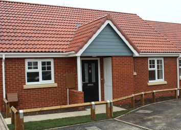 Thumbnail 2 bed semi-detached bungalow for sale in Horseshoe Close, Combs, Stowmarket